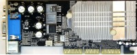 (461) Inno3D MX (4000) 8X-64bit TV DDR 64MB