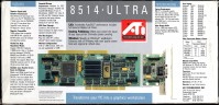 ATi 8514/Ultra Box
