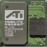 ATi Mobility Radeon M6-C16h