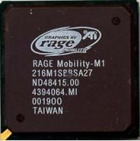 ATi Rage Mobility-M1