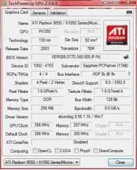 GPU-Z (DDR2 version)