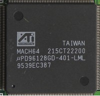 mach64 CT core