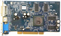 HIS Radeon 9200 128MB PCI