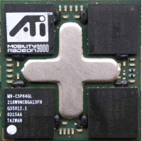ATi M9-CSP64GL