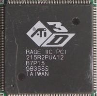 Rage IIC chip