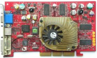 MSI GeForce4 Ti 4200 64MB