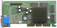 Pine GeForce2 MX200