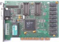 Diamond Stealth 64 DRAM T